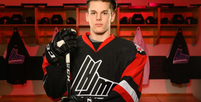 CEM Hockey - Justin Gill